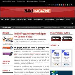 Lockself : gestionnaire sécurisé pour vos données privées - ZATAZ