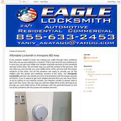 Annapolis Locksmith