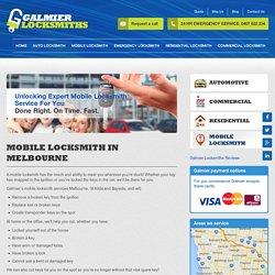 Mobile Locksmiths St Kilda, Bayside and Eastern Suburbs
