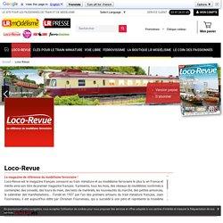 Loco-Revue - LR PRESSE
