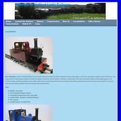 Locomotives - Mawnan & Helford Light Railway
