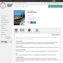 Loescher Editore - English Planet - Cinzia Medaglia