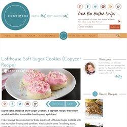 Lofthouse Soft Sugar Cookies {Copycat Recipe} Recipe