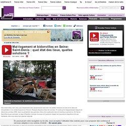 Mal-logement et bidonvilles en Seine-Saint-Denis : quel état des lieux, quelles solutions