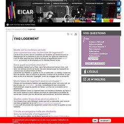 Logement étudiant à Paris - Eicar, école de cinéma et télévision à Paris