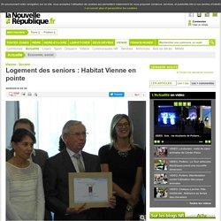 Logement des seniors : Habitat Vienne en pointe - 26/09/2016