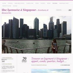 Trouver un logement à Singapour: appart, condo, quartier, budget…