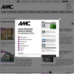 Logements pour étudiants AMC