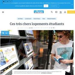 Ces très chers logements étudiants - Le Parisien