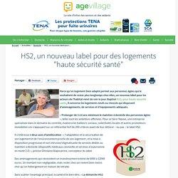 """HS2, un nouveau label pour des logements """"haute sécurité santé"""" - 26/09/16"""