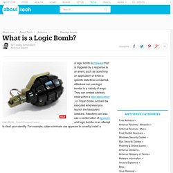 What Is a Logic Bomb? Explanation & Prevention