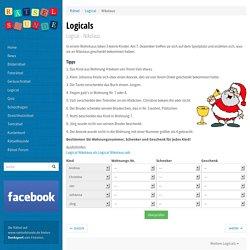 Logicals - Nikolaus - Logikrätsel