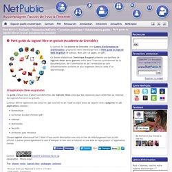 Petit guide du logiciel libre et gratuit (Académie de Grenoble)