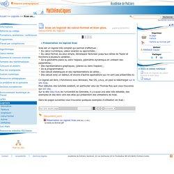 Xcas un logiciel de calcul formel et bien plus.- Mathématiques