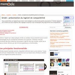 Grisbi : un logiciel de compatibilité gratuit et en français