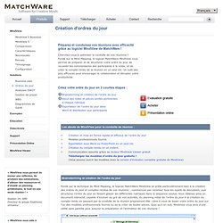 MindView MATCHWARE