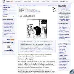 Le Logiciel Libre - Le Libre pour les Nuls