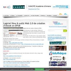 Logiciel libre de création d'ebook en EPUB