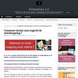 Comment choisir mon logiciel de mindmapping ?