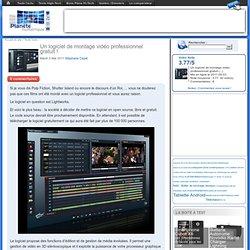 Un logiciel de montage vidéo - Lightworks