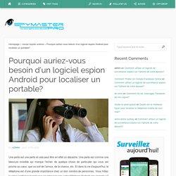 Logiciel espion portable pour Android