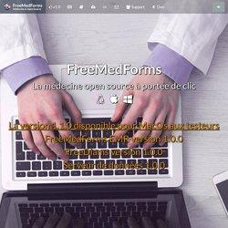 Logiciel médical libre et open source [FreeMedForms]