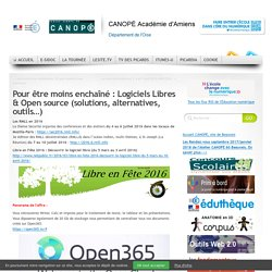 le Pack de 100 Logiciels Libres de l'Entreprise & Open source guide & Picardie en ligne