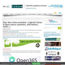 Pour être moins enchaîné : Logiciels Libres & Open source (solutions, alternatives, outils…)