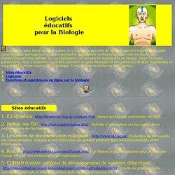 Logiciels pour la biologie