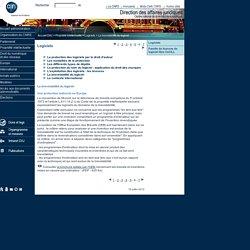 SG - DAJ : Logiciels : La brevetabilité du logiciel