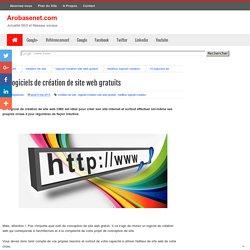 10 logiciels de création de site web gratuit