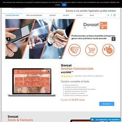 Logiciels en ligne Donzat - Donzat Solution France™Donzat Solution France™