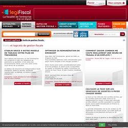Outils et logiciels de gestion fiscale