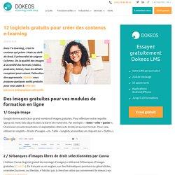 12 logiciels gratuits pour créer des contenus e-learning - Dokeos