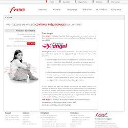 Angel, numéro 1 des logiciels gratuits de contrôle parental.