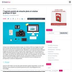 7 logiciels gratuits de retouche photo et création graphique en ligne