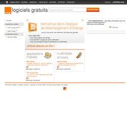Logiciels gratuits - Orange