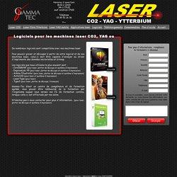 Logiciels de gravure pour machine laser CO2 ou fibre Ytterbium