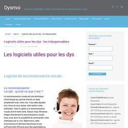 Logiciels utiles pour les dys : les indyspensables