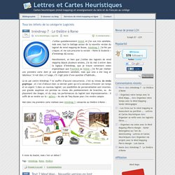 » Logiciels - Lettres et Cartes Heuristiques