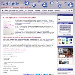 Guide logiciels libres pour les associations (APRIL)