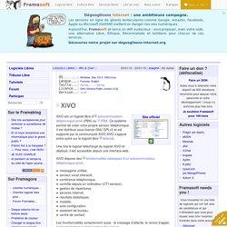 XiVO - IRC & Chat