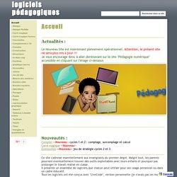 logiciels pédagogiques