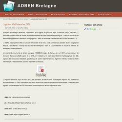 Logiciels VNC dans les CDI - ADBEN Bretagne