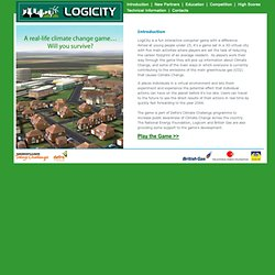 LogiCity - Introduction