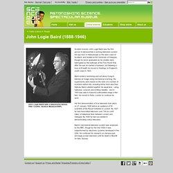 John Logie Baird (1888-1946) - Online stuff