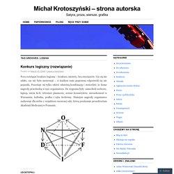 Michał Krotoszyński - strona autorska