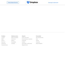Home - Dropbox