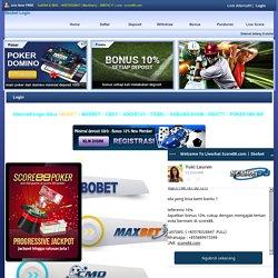 Login SBOBET - Situs Login Resmi Agen SBOBET - Sbobet.shop