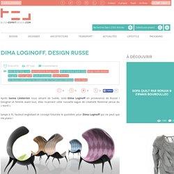 Dima Loginoff, design Russe